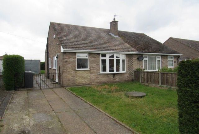 Thumbnail Semi-detached bungalow to rent in Mulberry Avenue, North Hykeham, Lincoln