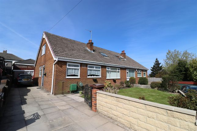 Thumbnail Semi-detached bungalow for sale in Acre Lane, Wibsey, Bradford