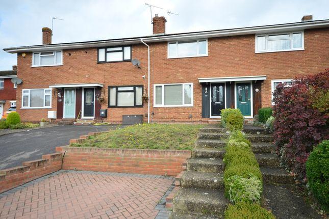 2 bed terraced house to rent in Heron Road, Larkfield, Aylesford ME20