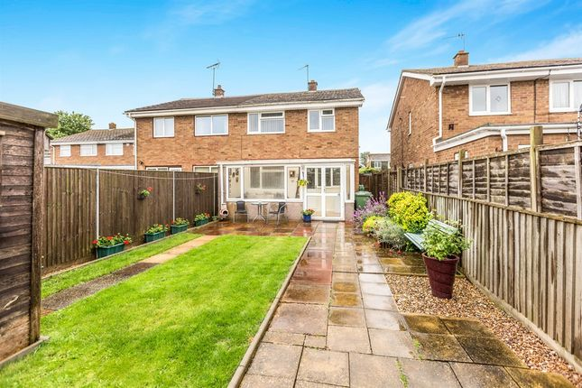 Thumbnail Semi-detached house for sale in Windrush Road, Berinsfield, Wallingford