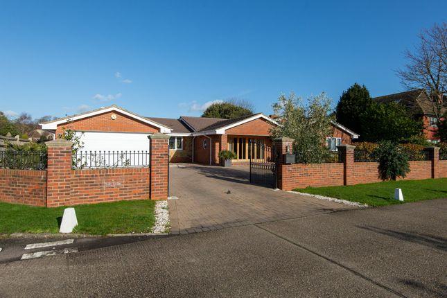 Thumbnail Detached bungalow for sale in Cross Road, Rustington, Littlehampton