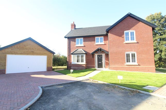 Thumbnail Detached house for sale in Hopton Park, Nesscliffe, Shrewsbury