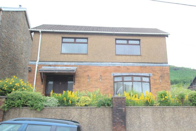 Thumbnail Detached house for sale in Llanwonno Road, Mountain Ash