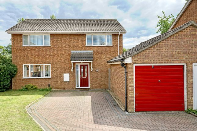 Thumbnail Detached house for sale in Collingwood Road, Eaton Socon, St. Neots, Cambridgeshire