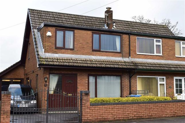 3 bed semi-detached house for sale in Moss Lane, Garstang, Preston