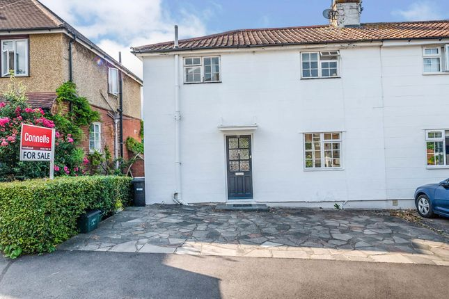 Thumbnail Semi-detached house for sale in St. James Road, Harpenden