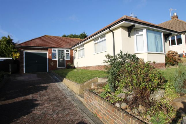 Thumbnail Detached bungalow for sale in Collinswood Drive, St. Leonards-On-Sea