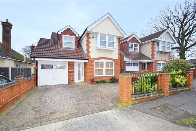 Thumbnail Detached house for sale in Ormonde Gardens, Leigh-On-Sea, Essex