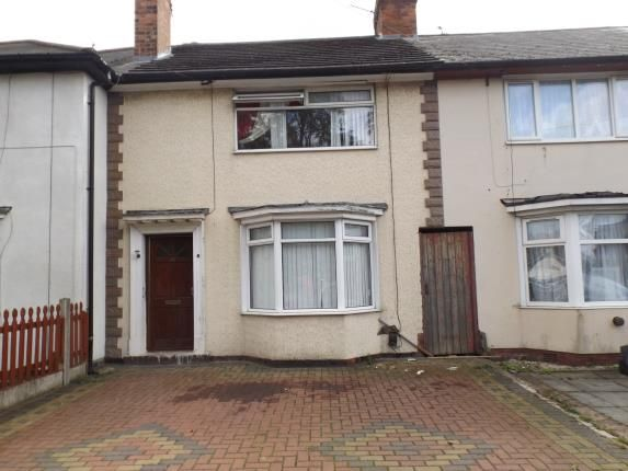 3 bed terraced house for sale in St. Margarets Avenue, Ward End, Birmingham, West Midlands
