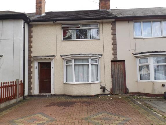 3 bed terraced house for sale in St. Margarets Avenue, Ward End, Birmingham, West Midlands