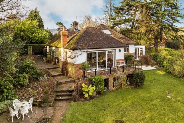 Thumbnail Detached bungalow for sale in School Lane, Dorking