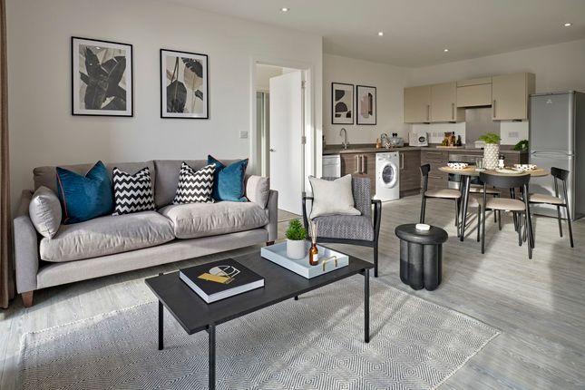 Thumbnail Flat to rent in Hulme Street, Salford