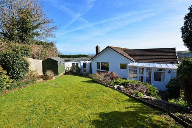 Thumbnail Bungalow for sale in Thrushel Close, Brixham