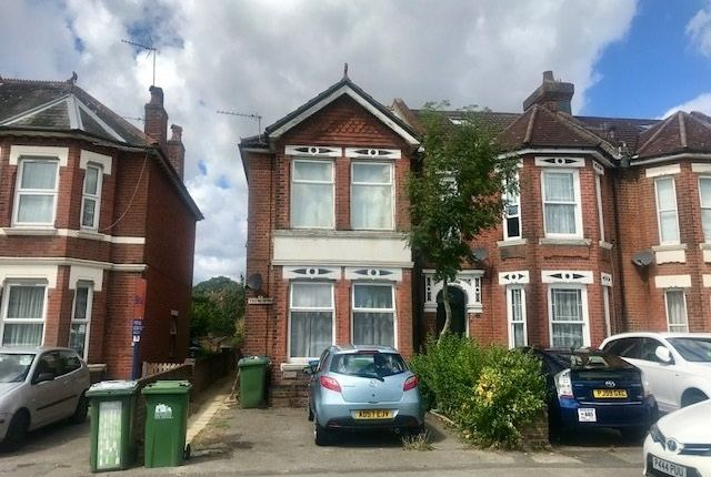 Thumbnail Flat for sale in Atherley Road, Shirley, Southampton