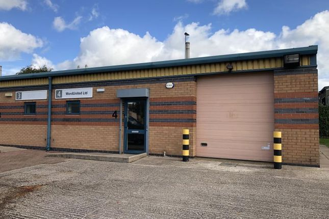 Thumbnail Industrial to let in Unit 4, Reads Road, Fenton Industrial Estate, Stoke-On-Trent