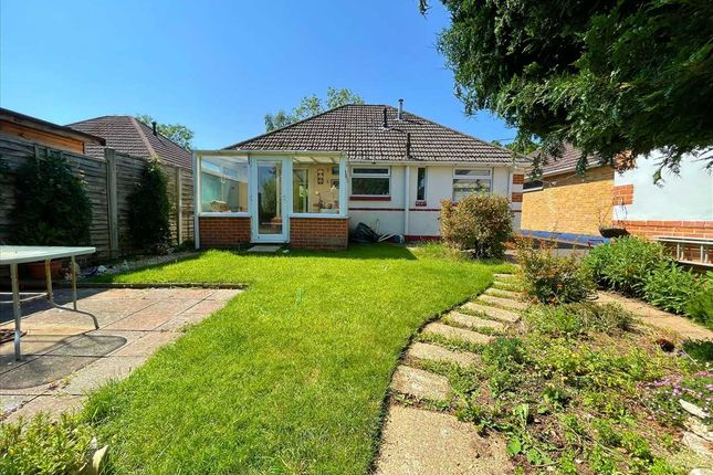 Thumbnail Detached bungalow for sale in Holloway Avenue, Bear Cross, Bournemouth