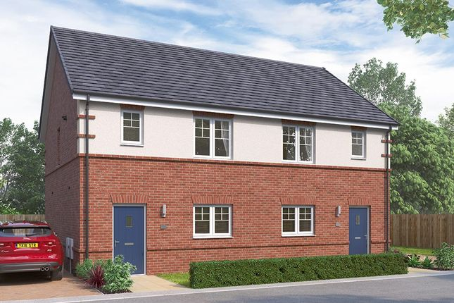 """3 bedroom end terrace house for sale in """"The Pembridge"""" at Stockton-On-Tees"""