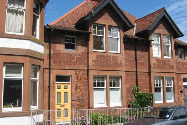 Thumbnail Terraced house to rent in Old Abbey Road, North Berwick, East Lothian