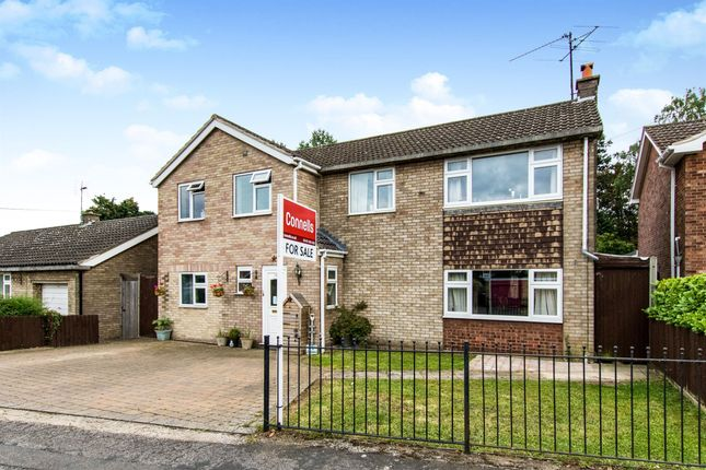 Thumbnail Detached house for sale in Highcliffe Road, Grantham