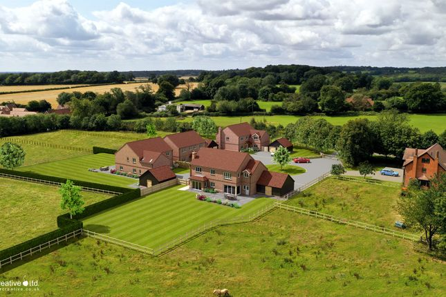 Thumbnail Detached house for sale in The Stables, Hastoe, Tring