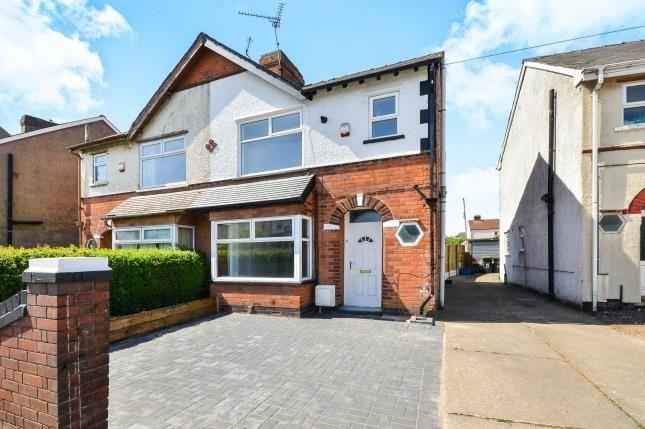 Thumbnail Semi-detached house for sale in Sutton Road, Kirkby-In-Ashfield, Nottingham, Notts
