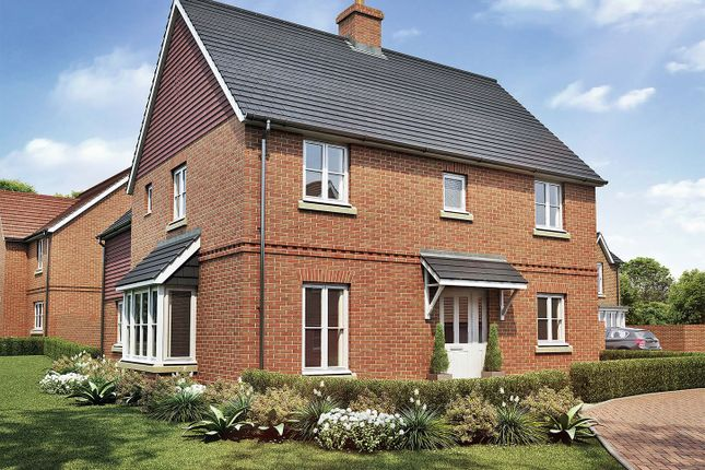 "Thumbnail Detached house for sale in ""The Fairford"" at Sandy Lane, Waltham Chase, Southampton"