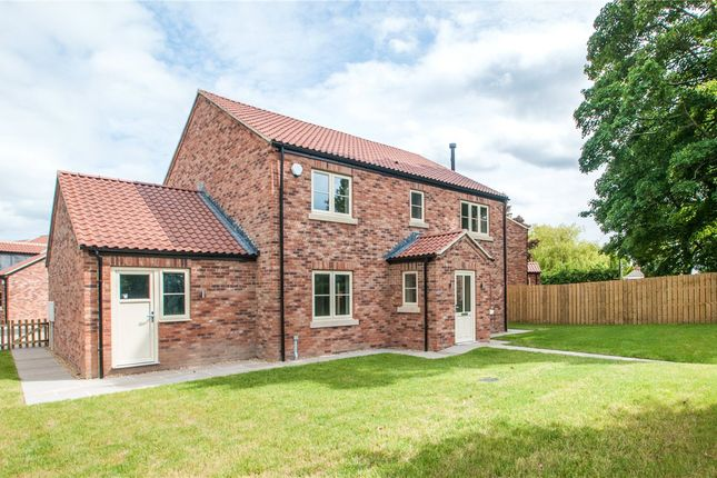 Thumbnail Detached house for sale in Plot 2, Greenfield Close, Topcliffe, Near Thirsk, North Yorkshire