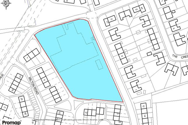 Thumbnail Land for sale in Croadella Avenue, Egremont