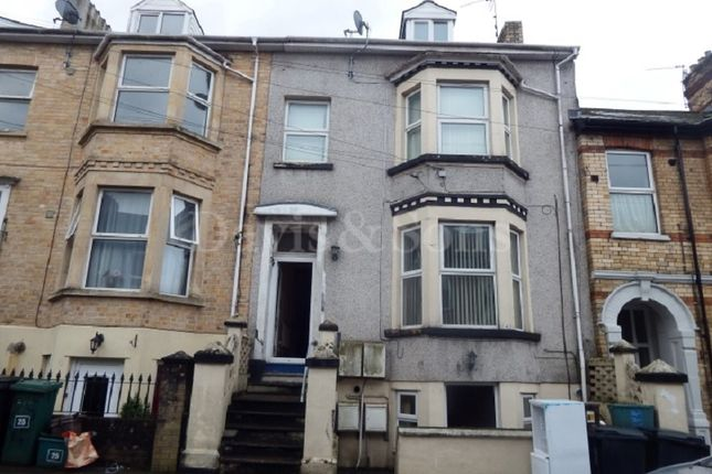 Thumbnail Terraced house for sale in York Place, Off Stow Hill, Newport.