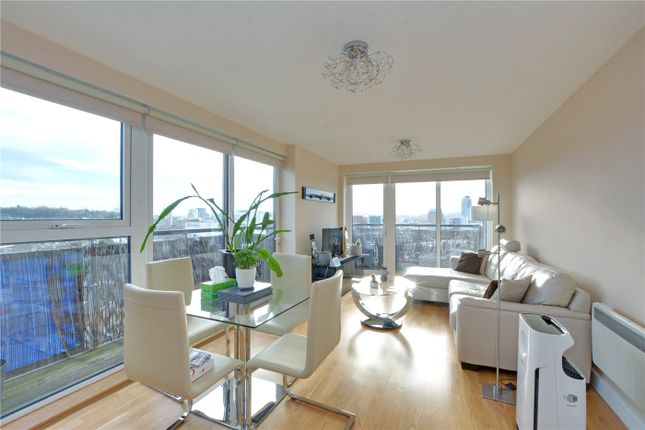 Thumbnail Flat for sale in 1 Tarves Way, Greenwich, London