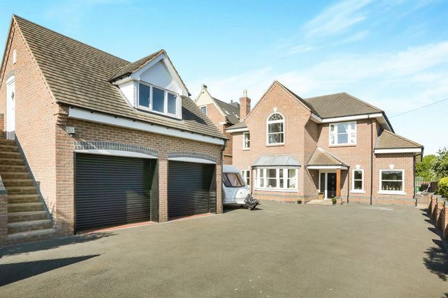 Thumbnail Detached house for sale in Engleton Lane, Brewood, Stafford