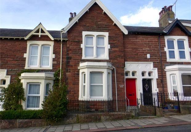 Thumbnail Terraced house for sale in Park Terrace, Maryport, Cumbria