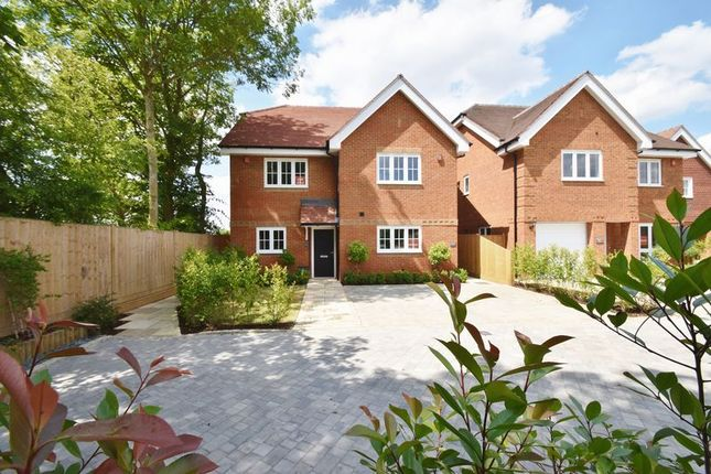 Thumbnail Flat for sale in Watchet Lane, Holmer Green, High Wycombe