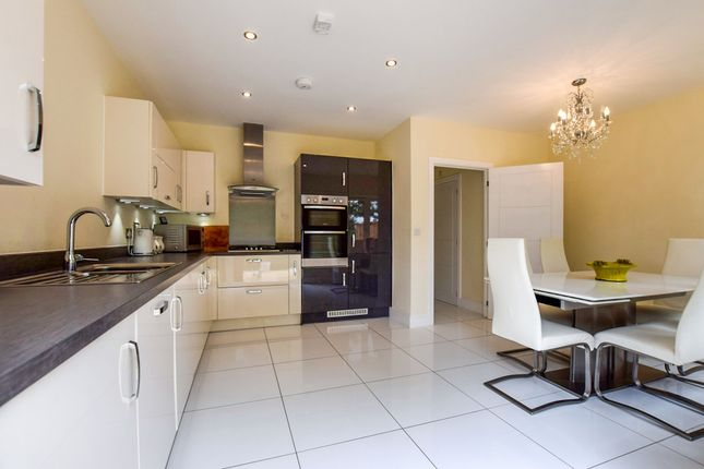 Thumbnail Semi-detached house for sale in Turvin Cresent, Gilston, Harlow