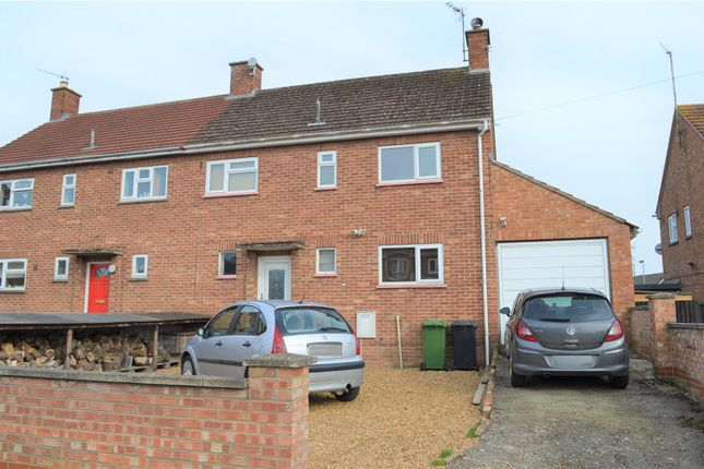 Thumbnail Semi-detached house for sale in Lancaster Road, King's Lynn