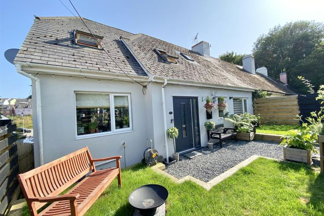 Thumbnail End terrace house for sale in Crossways, Falmouth