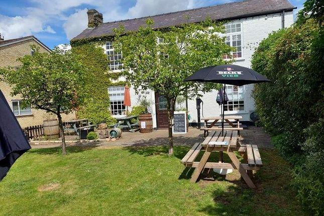 Thumbnail Pub/bar for sale in Fair Green, Reach, Cambridge