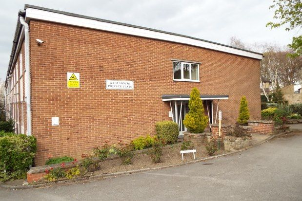 1 bed flat to rent in West House, Sheffield S8