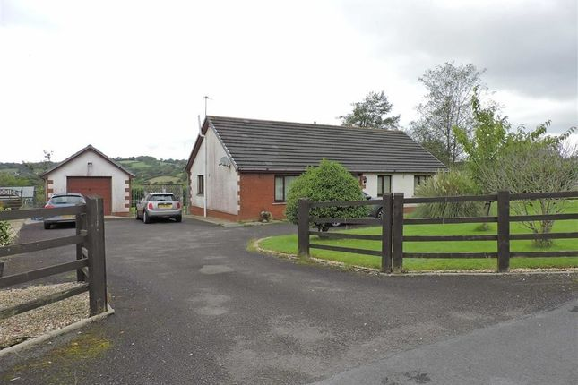 Thumbnail Detached bungalow for sale in Mary Street, Drefach, Llanelli
