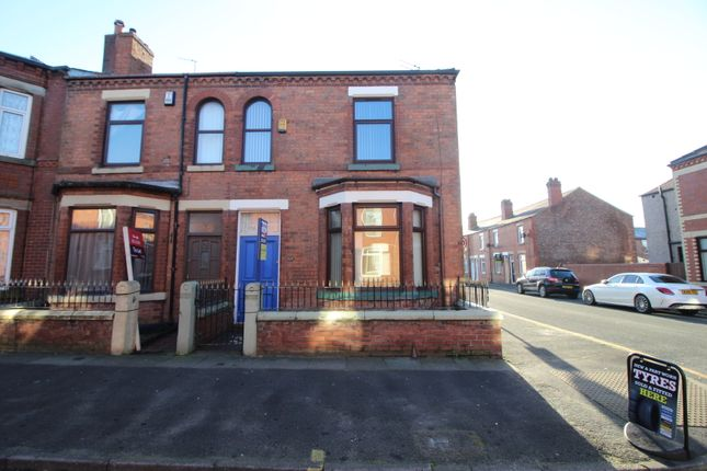 Thumbnail Terraced house to rent in Darlington Street East, Wigan