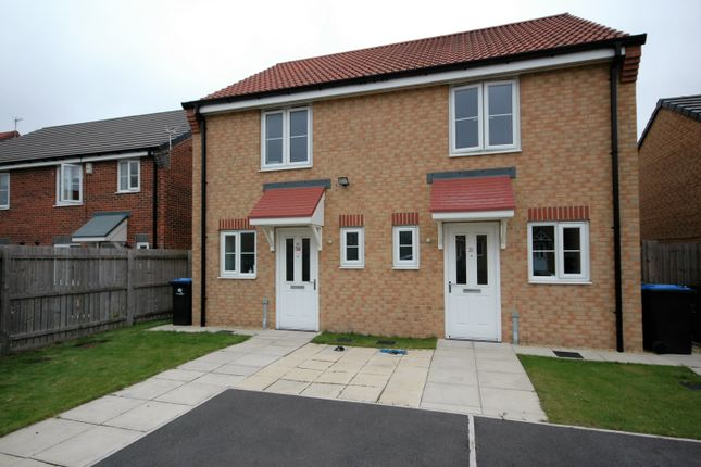Thumbnail Semi-detached house for sale in Blenheim Road South, Middlesbrough