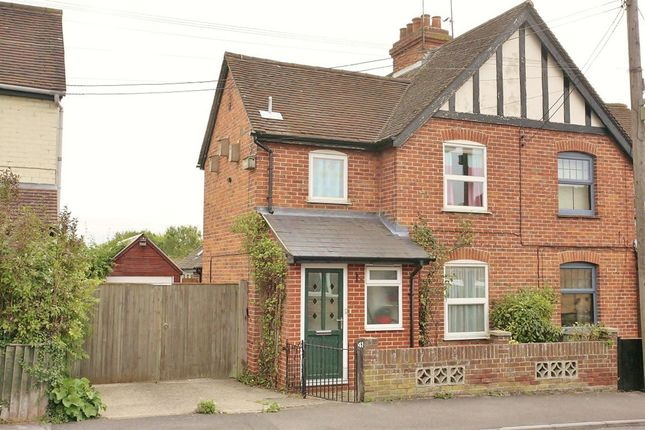 Thumbnail Property to rent in Hagbourne Road, Didcot