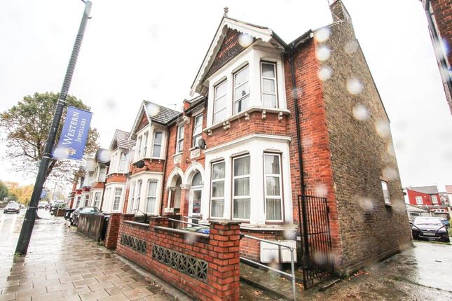 Thumbnail End terrace house for sale in Ealing Road, Wembley, London