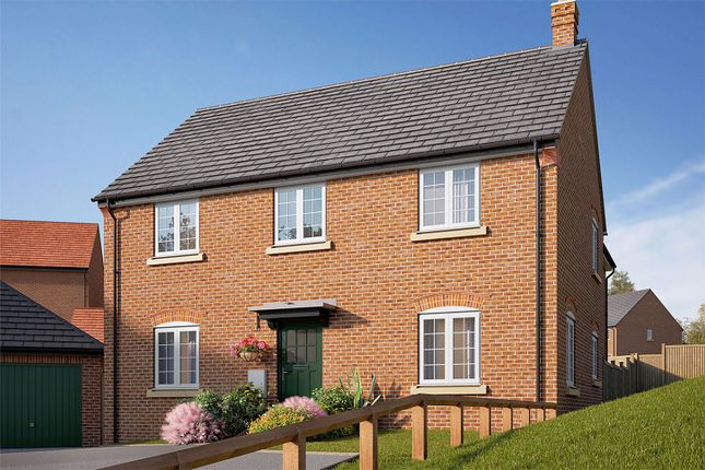 """Thumbnail Detached house for sale in """"The Kempthorne V1"""" at Coventry Road, Cawston, Rugby"""