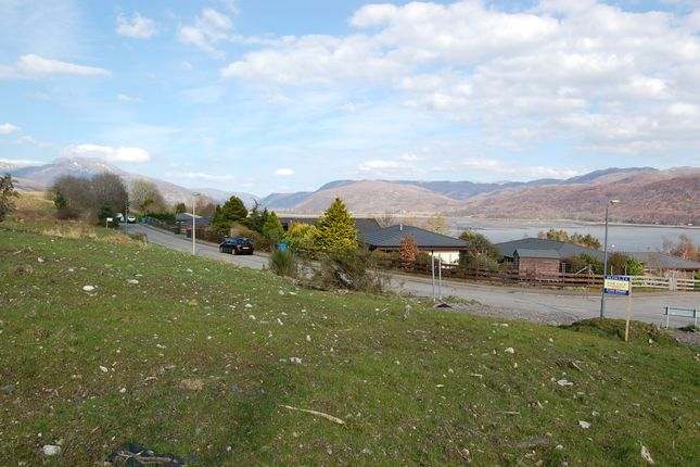 Thumbnail Land for sale in Kirkton Gardens, Lochcarron