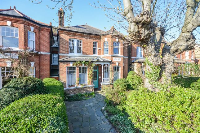 Thumbnail Semi-detached house to rent in Chestnut Road, London