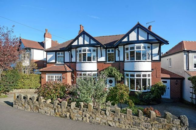 Thumbnail Detached house for sale in Abbey Crescent, Millhouses, Sheffield