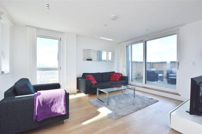 Thumbnail Flat to rent in Jefferson Plaza, London