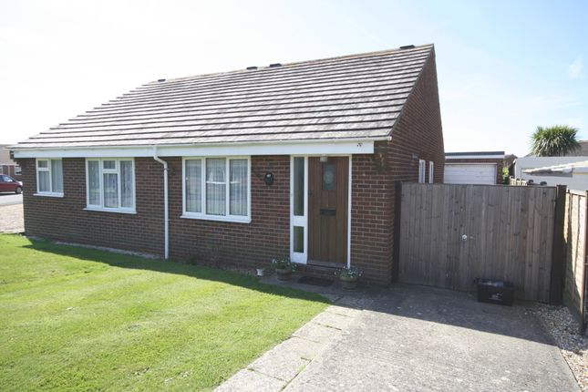 Thumbnail Semi-detached bungalow for sale in Swallow Drive, Milford On Sea