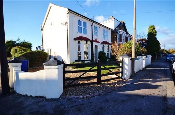 Thumbnail Detached house for sale in Fairview Avenue, Stanford-Le-Hope
